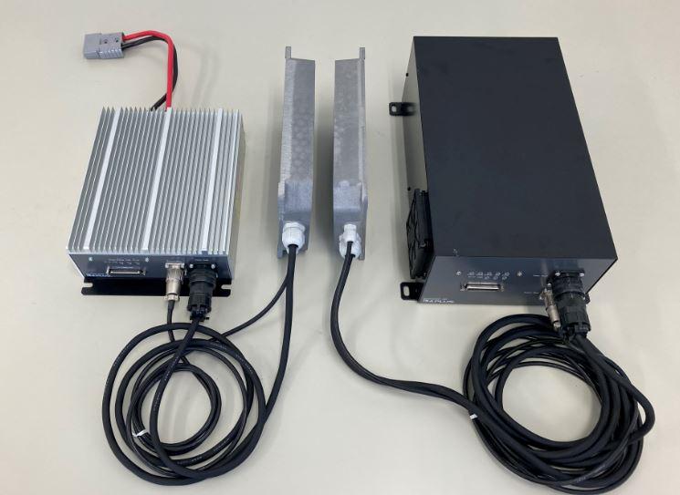 2kWワイヤレス充電システム