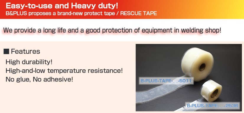 Easy-to-use and  Heavy duty!