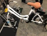電動自転車へのワイヤレス充電