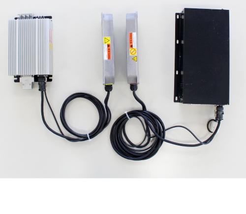 AGVモビリティ向けワイヤレス充電